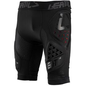 Leatt DBX 3.0 3DF Shorts Protectores Hombre, negro